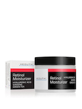 Retinol Moisturizer with Hyaluronic Acid, Ginseng, Green Tea - 4 fl. oz (118 ml)