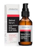 Retinol Serum with Hyaluronic Acid, Vitamin E, Aloe Vera - 2 fl. oz (60 ml)