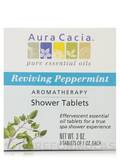 Reviving Peppermint Shower Tablets 3 Packets
