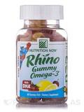 Rhino Omega-3™ with DHA (Assorted Flavors) - 60 Gummies