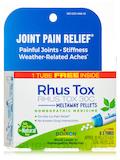 Rhus Tox 30C Bonus Care Pack - 3 Tubes (Approx. 80 Pellets Per Tube)
