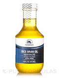 Rice Bran Oil - 16 fl. oz (472 ml)