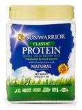 Classic Protein RAW Vegan Superfood Powder, Natural Flavor - 17.6 oz (500 Grams)