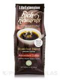 Rich Rewards Breakfast Ground Coffee (Natural Vanilla Flavor) 12 oz