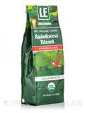 Rainforest Blend Decaf Ground Coffee, 100% Organic - 12 oz (340 Grams)