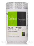 Right Whey Unflavored (non-GMO) - 30 Servings (1.79 lbs / 810 Grams)