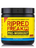 Ripped Freak Pre-Workout Blue Raspberry 200 Grams