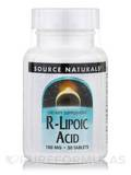 R-Lipoic Acid 100 mg 30 Tablets