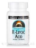 R-Lipoic Acid 100 mg 60 Tablets