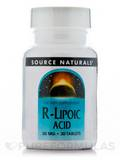 R-Lipoic Acid 50 mg - 30 Tablets