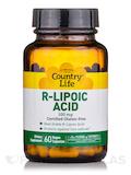 R-Lipoic Acid - 60 Vegetarian Capsules