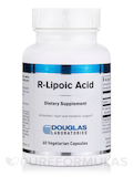 R-Lipoic Acid (stabilized) 60 Vegetarian Capsules