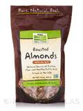 Roasted Almonds with Sea Salt 16 oz (454 Grams)