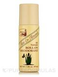 Roll-on Deodorant Aloe Based & Almonds 3 oz