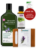 Rosemary Bath & Body Collection - Save 5% on a bundle