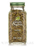 Rosemary Leaf Whole - 1.23 oz (35 Grams)