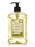 Rosemary Mint Liquid Soap - 16.9 fl. oz (500 ml)