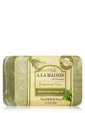 Rosemary Mint Soap Bar - 8.8 oz (250 Grams)