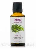 NOW® Essential Oils - Rosemary Oil (100% Pure) - 1 fl. oz (30 ml)