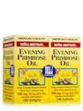 Royal Brittany™ Evening Primrose Oil 500 mg Softgels - 100 + 100 Free