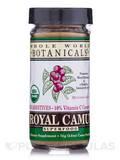 Royal Camu Whole Fruit Dark Powder - 2.6 oz (74 Grams)