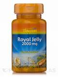 Royal Jelly 2000 mg (Ultra Potency) 60 Capsules