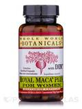 Royal Maca Plus with DIM for Women - 90 Vegetarian Capsules