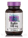 Rutin 500 mg - 50 Vegetable Capsules