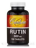 Rutin 500 mg - 150 Tablets