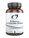 S-Acetyl Glutathione Synergy 60 Vegetarian Capsules