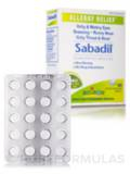 Sabadil® (Allergy Relief) - 60 Tablets