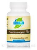 Saccharomyces Plus - 60 Vegetarian Capsules