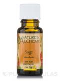 Sage Pure Essential Oil - 0.5 oz (15 ml)