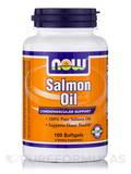 Salmon Oil 1000 mg 100 Softgels