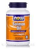 Salmon Oil 1000 mg 100 Softgels