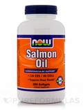 Salmon Oil 1000 mg - 250 Softgels