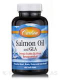 Norwegian Salmon Oil and GLA - 60 Soft Gels