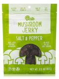 Salt & Pepper Mushroom Jerky - 2.2 oz (62 Grams)