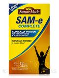Sam-E 400 mg Complete (Dual Strength) 12 Tablets