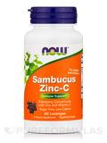 Sambucus Zinc-C - 60 Lozenges