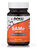 SAMe 100 mg - 30 Tablets