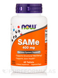 SAMe 400 mg - 60 Tablets