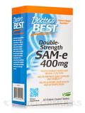 Double-Strength SAM-e 400 mg - 60 Enteric Coated Tablets