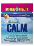 Sample Pack : Natural Calm® Raspberry-Lemon Flavor 0.12 oz (3.3 Grams)