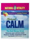 Sample Pack : Natural Calm® Raspberry-Lemon Flavor 0.12 oz (3.3 Grams)