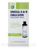Sample Pack : Omega 3-6-9 Emulsion Sweet Lemon Flavor 0.17 oz (5 ml)