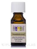 Sandalwood Essential Oil (santalum album) 0.5 fl. oz
