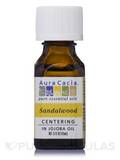 Sandalwood in Jojoba Oil (santalum spicatum) 0.5 fl. oz