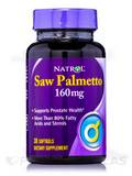 Saw Palmetto 160 mg 30 softgels