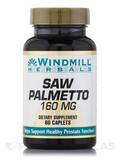 Saw Palmetto 160 mg - 60 Caplets